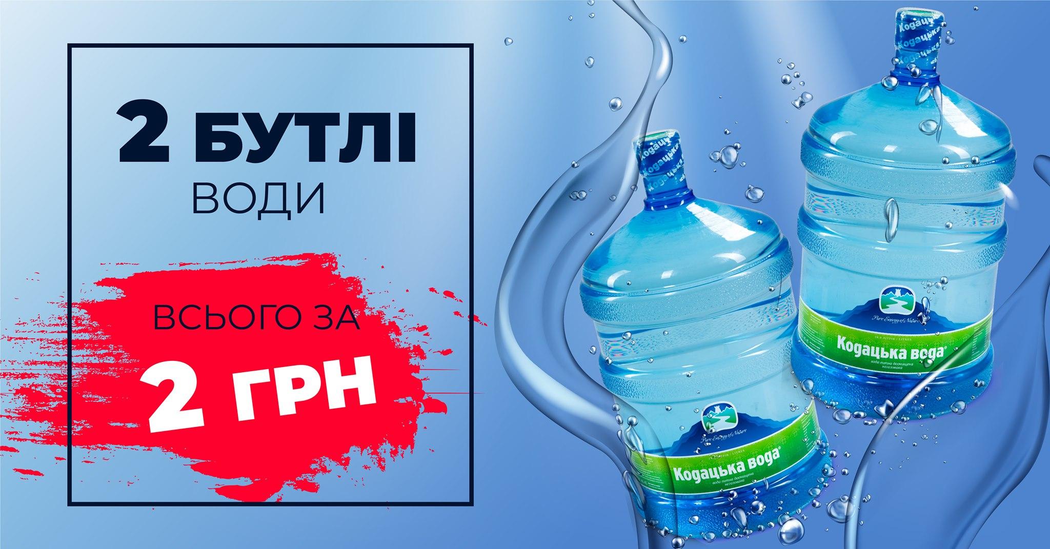 Лучшая бутилированная вода в Киеве