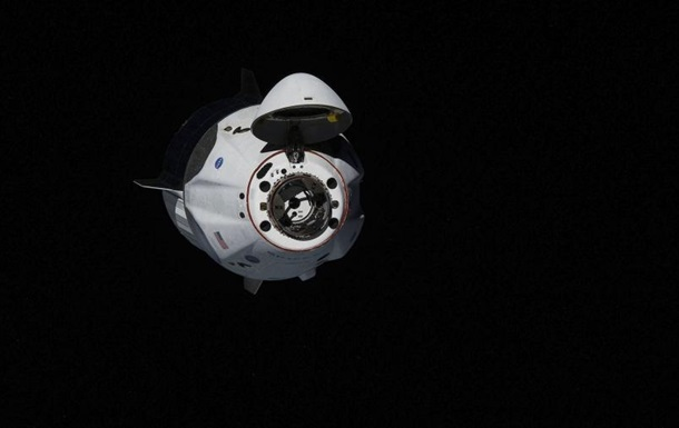 В NASA спрогнозировали дату возвращения на Землю корабля Crew Dragon