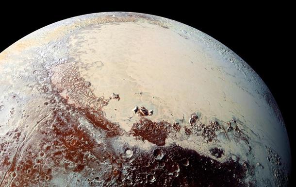 На Плутоне есть океан воды. В нем может быть жизнь