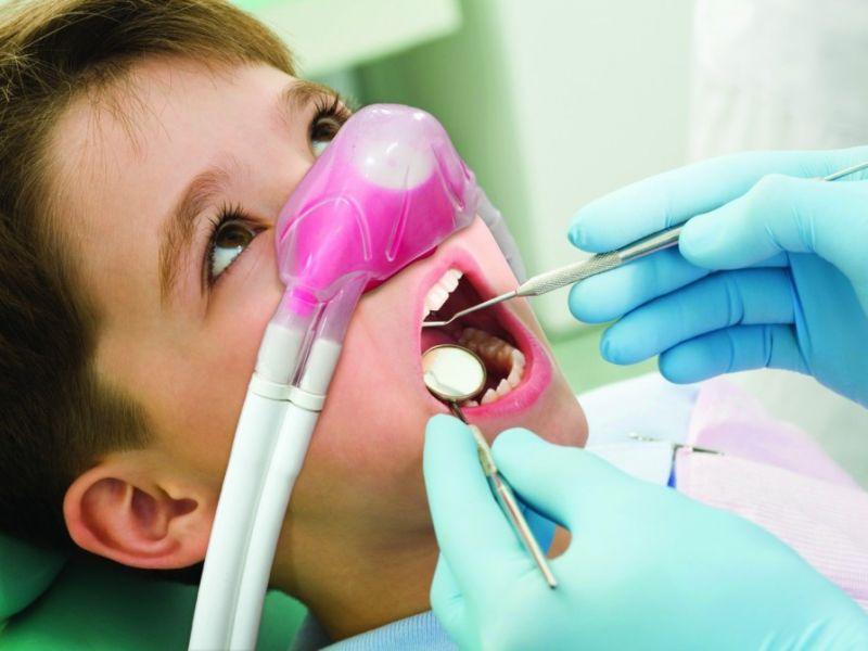 Предварительная седация в стоматологии