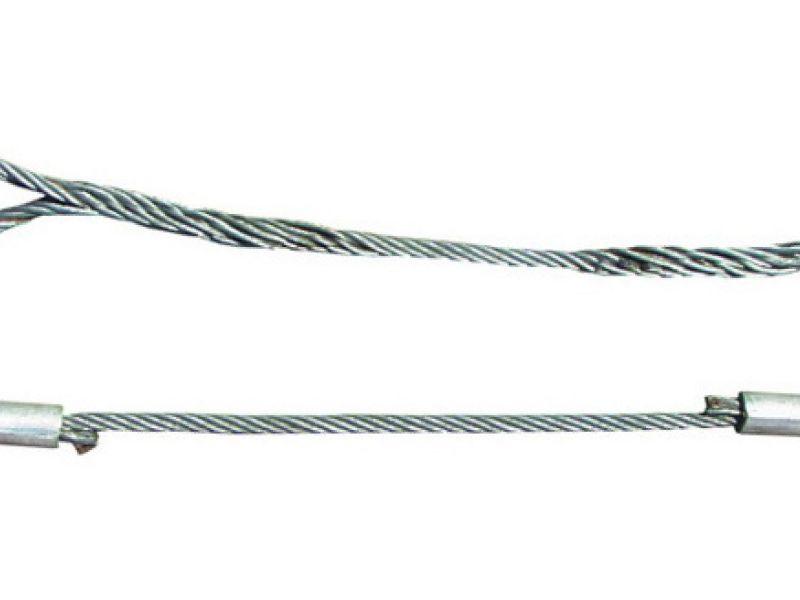 Надежные стропы из стальных канатов