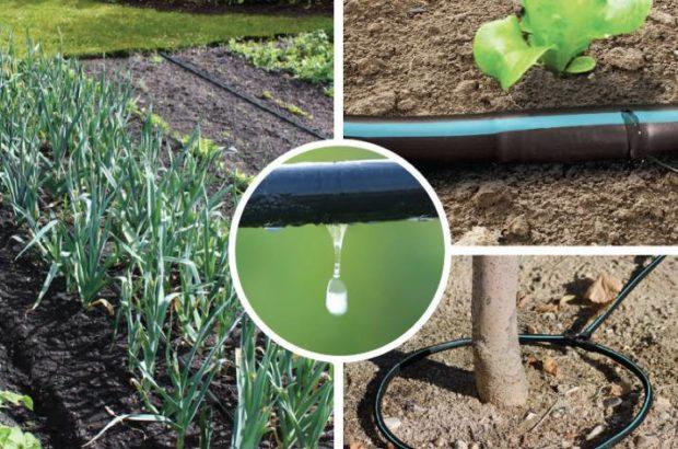 Советы по управлению поливной водой