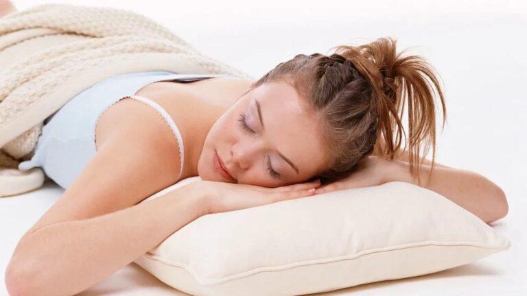Самые полезные позы для сна